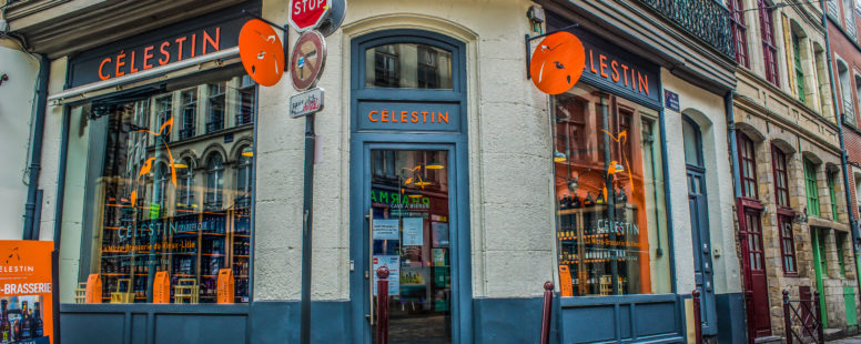 Célestin : Une brasserie story made in Lille